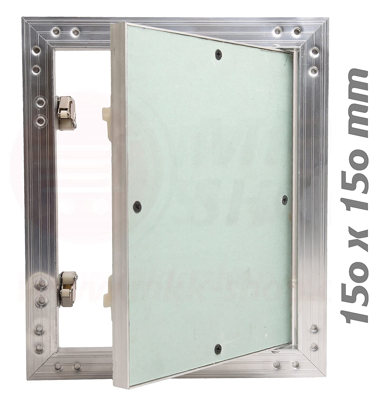 Revisionsklappe GK-Einlage 150 x 150 mm Gipskarton 12,5 mm ...
