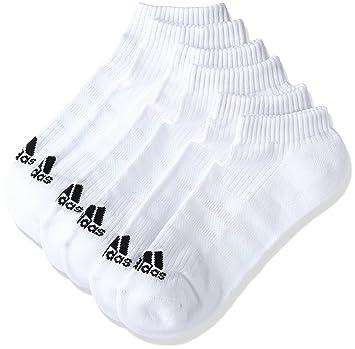 9d6db84a3 Amazon.com: adidas Men 3 Stripes Performance No Show Hc 3Pp Footlets ...