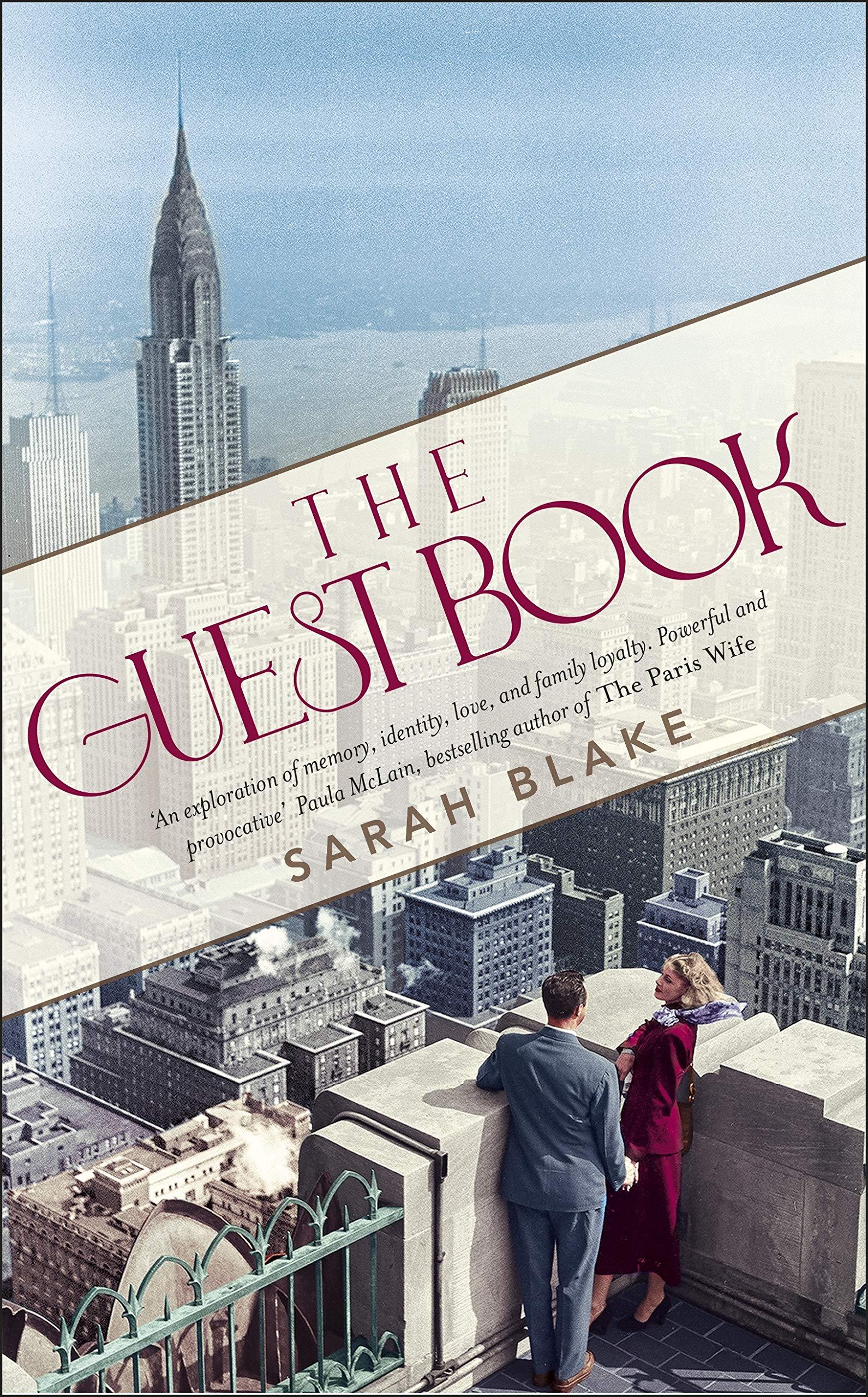 The Guest Book por Sarah Blake