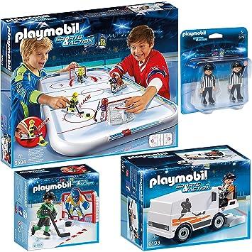 Playmobil  Eishockey Arena ...5594...NEU... Playmobil
