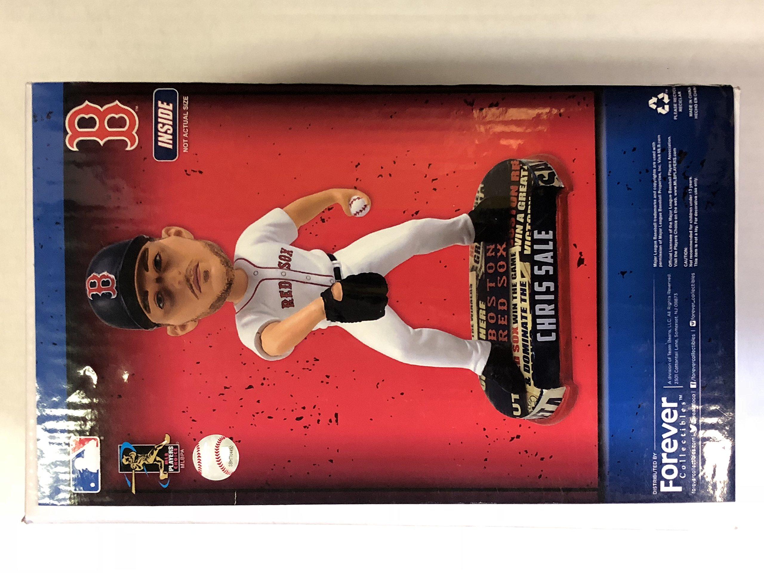FOCO Boston Red Sox Sale C. #49 Headline Bobble