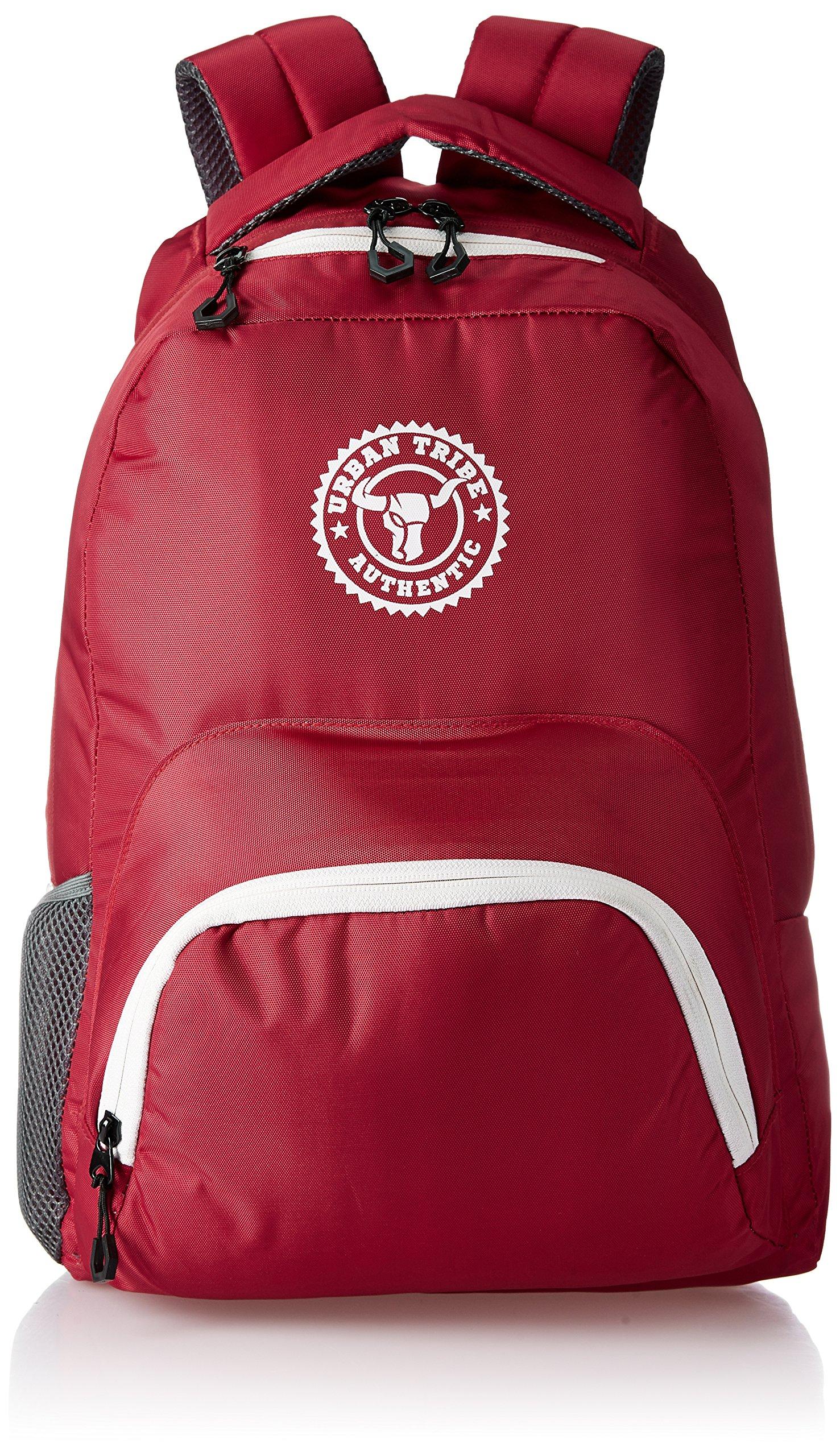 Urban Tribe Street Hawk 24 litres Red Laptop Backpack (B01LH9CQYK) Amazon Price History, Amazon Price Tracker