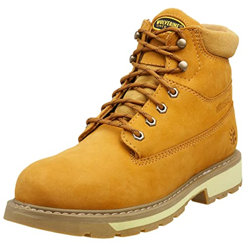 best waterproof work boots wolverine