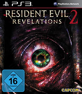 Resident Evil Revelations 2 (PS3) DE-Version