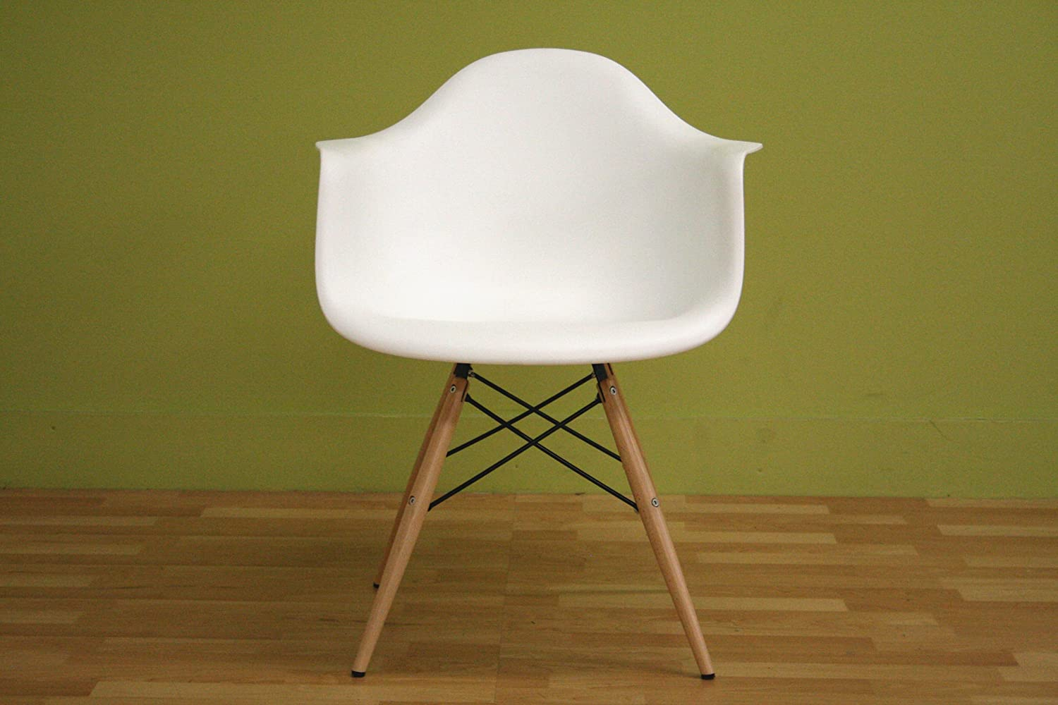 shipped leather chair within white hours furnwise barcelona
