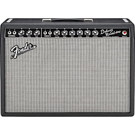 Fender 65 Deluxe Reverb · Amplificador guitarra eléctrica