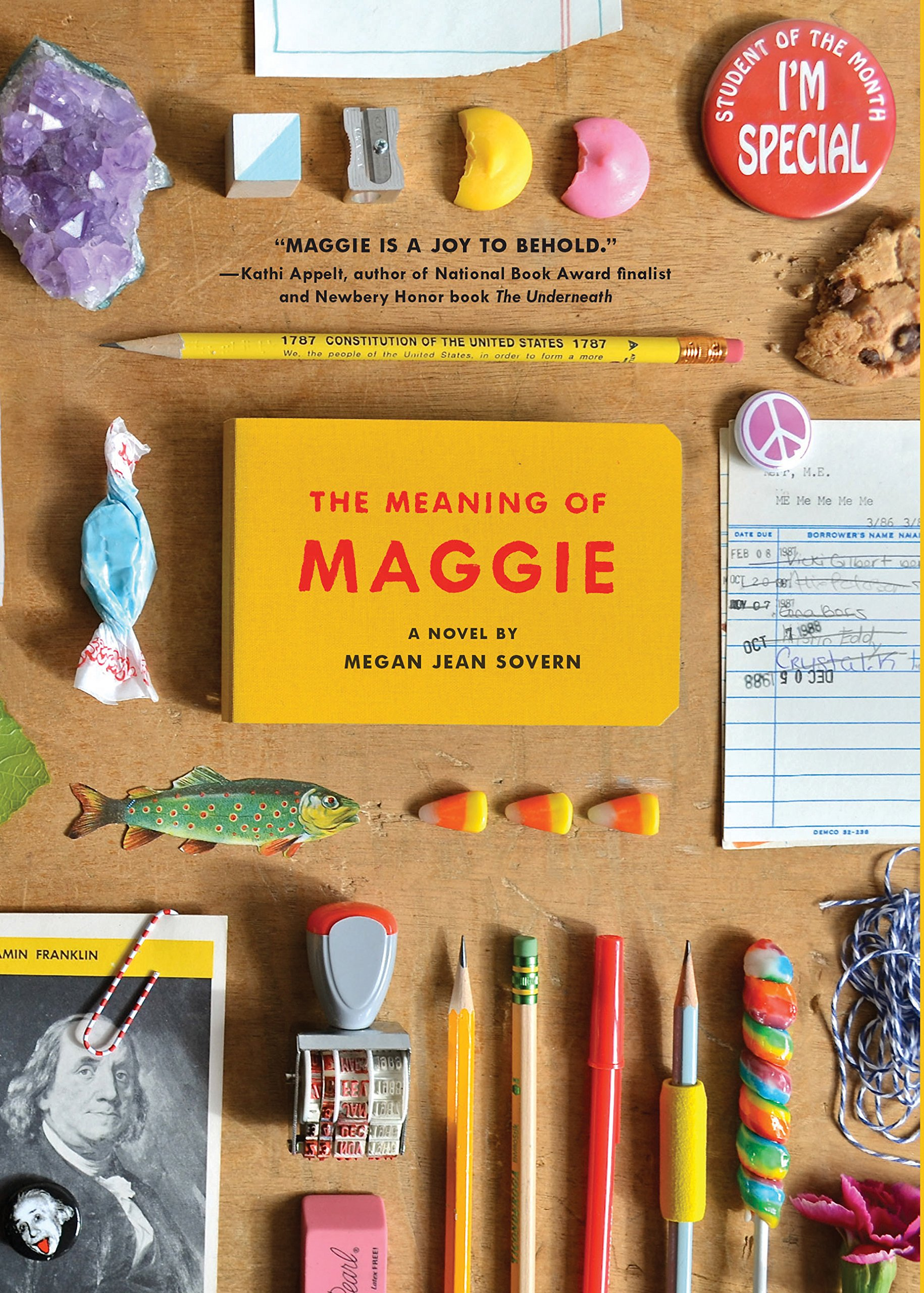 The Meaning of Maggie: Sovern, Megan Jean: 9781452128764: Amazon.com: Books