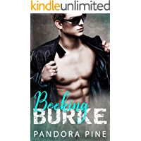 Booking Burke: A Cold Case Psychic Spin Off Novella (Cold Case Psychic Spin Off Novellas Book 9)