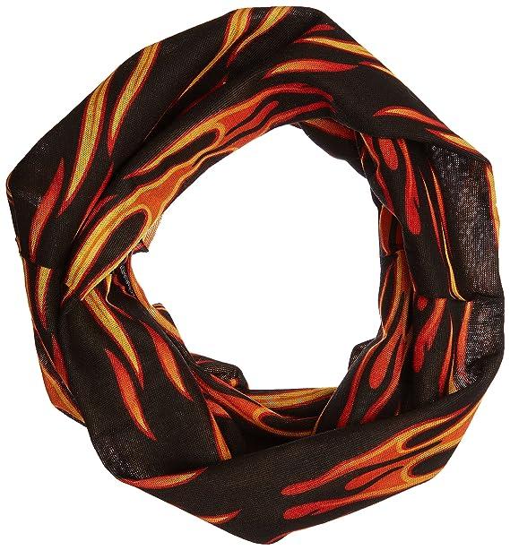 Ultrasport Bandeau multi-fonction en microfibres Multicolore flames 45x24   Amazon.fr  Sports et Loisirs c124a99ed94