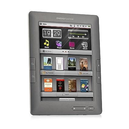 Energy Sistem Color C8+ Touch - Lector eBook de 8