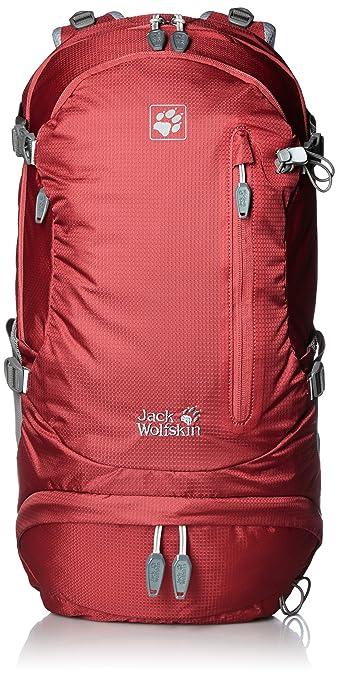 e1c33712ad Jack Wolfskin Highland Trail 36 Zaino 65 Cm Red Fire: Amazon.it: Sport e  tempo libero