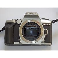 Minolta Dynax 5–SLR Camera Solo corpo/Body # # # pezzo da collezione by lll Group # # #