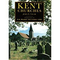 Kent Churches (Britain in Old Photographs)