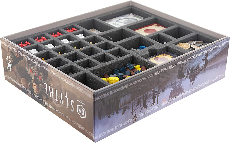Feldherr Foam Tray Value Set for The Scythe Board Game Box: Amazon.es: Juguetes y juegos