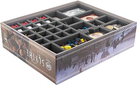 Feldherr Foam Tray Value Set for The Scythe Board Game Box: Amazon ...