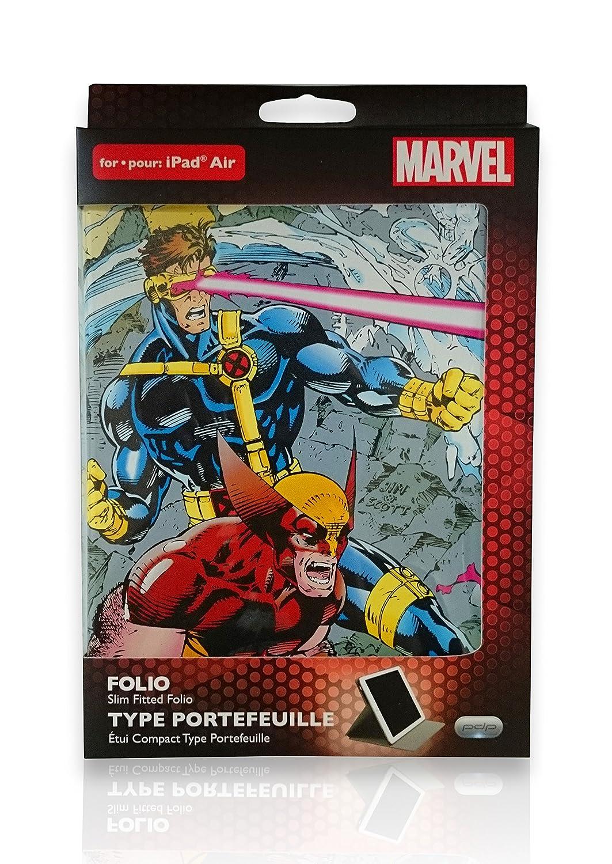 PDP - IconicカバーFolio for iPad Air – X - Men (14 – 006 ) B00F9RGEFO