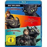 Drachenzähmen leicht gemacht 1 - 3 Movie Collection [Blu-ray]