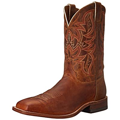 "Justin Boots Men's 11"" Bent Rail Riding Boot 