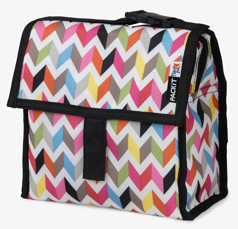 PackIt Freezable Mini Lunch Bag, Ziggy