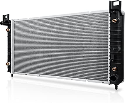 amazon com 34 core radiator compatible compatible with chevy silverado suburban gmc yukon sierra tahoe escalade hummer h2 4 3l 4 8l 5 3l 6 0l 6 2l v8 dwrd1001 automotive 34 core radiator compatible compatible with chevy silverado suburban gmc yukon sierra tahoe escalade hummer h2 4 3l 4 8l 5 3l 6 0l 6 2l v8 dwrd1001