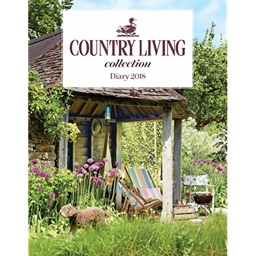 Beau Country Living 2018 Dlx D (Diary Engagement)