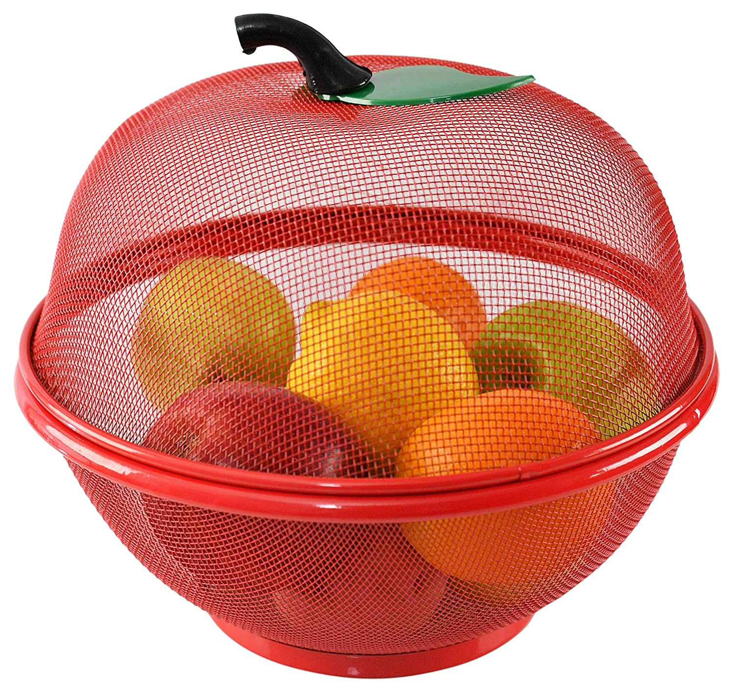 Buy Home X Apple Shaped Fruit Basket Fun Fruit Bowl Decorative Kitchen Decor And Storage Online At Low Prices In India Amazon In