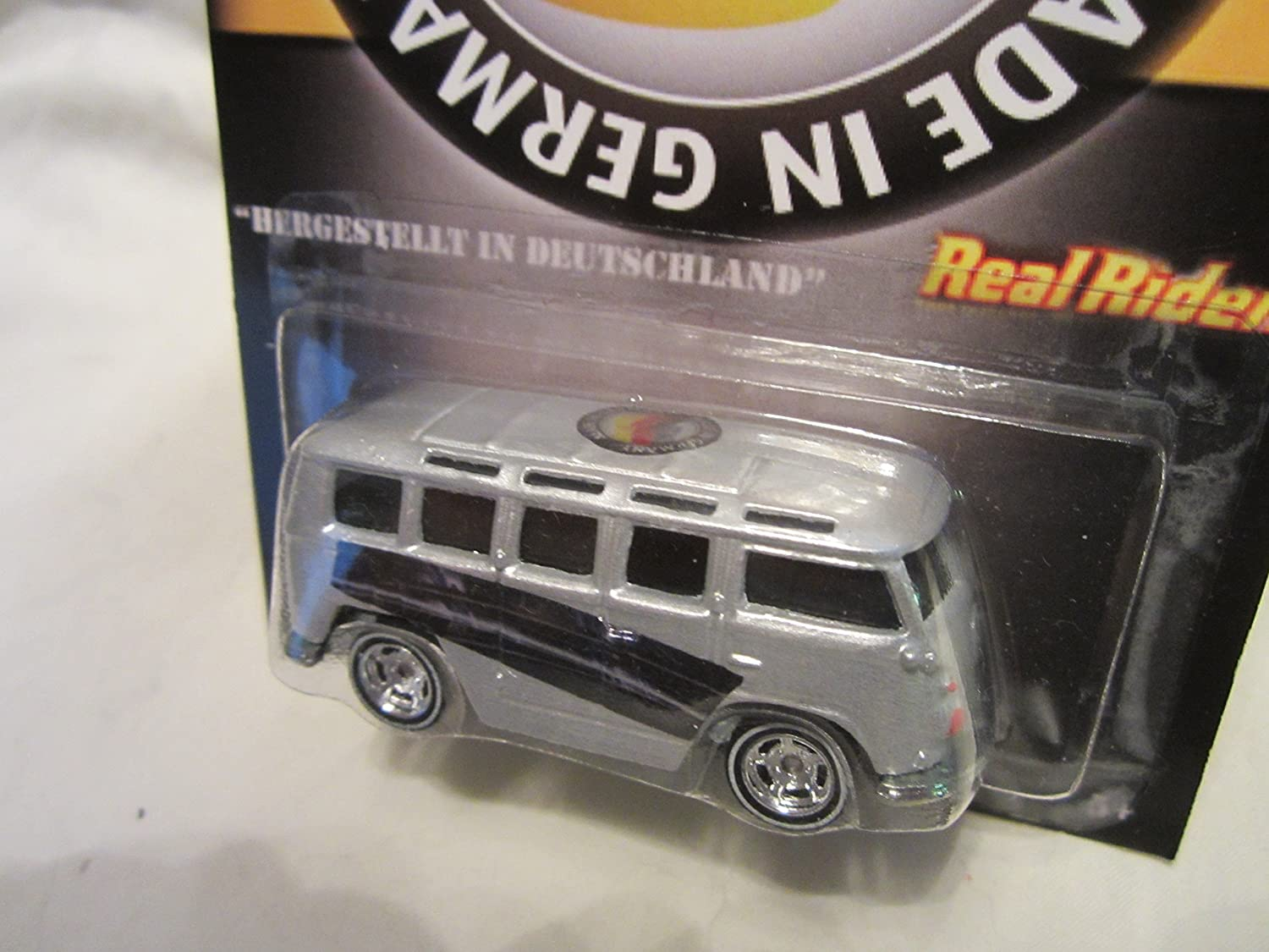 Amazon.com: Hot Wheels personalizado Volkswagen Deluxe ...