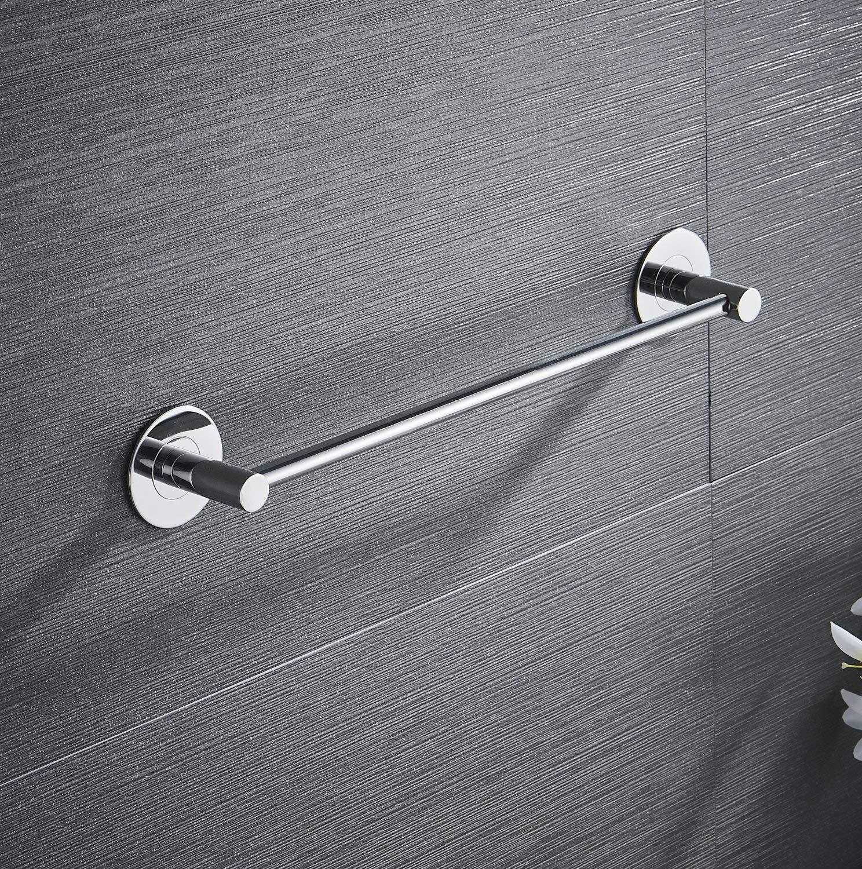 portasciugamani adesivo bianca 30 cm porta asciugamani da bagno da parete