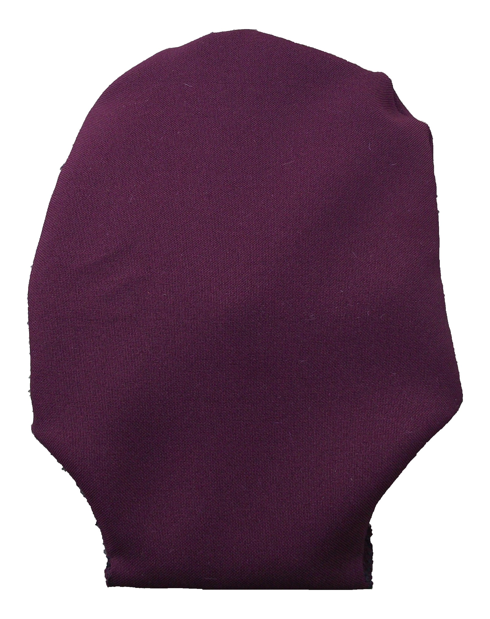 Drainable Stoma Cover Ostomy Bag Cover Bengaline Wine