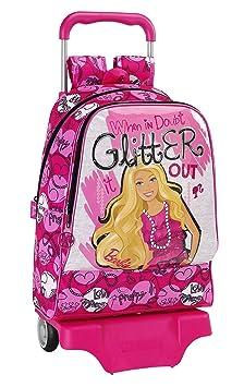 Barbie - Mochila Carro Grande, 33 x 42 cm (SAFTA 611510160): Amazon.es: Equipaje