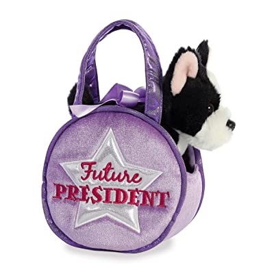 "Aurora - Pet Carrier - 7"" Future President Fancy Pal: Toys & Games"