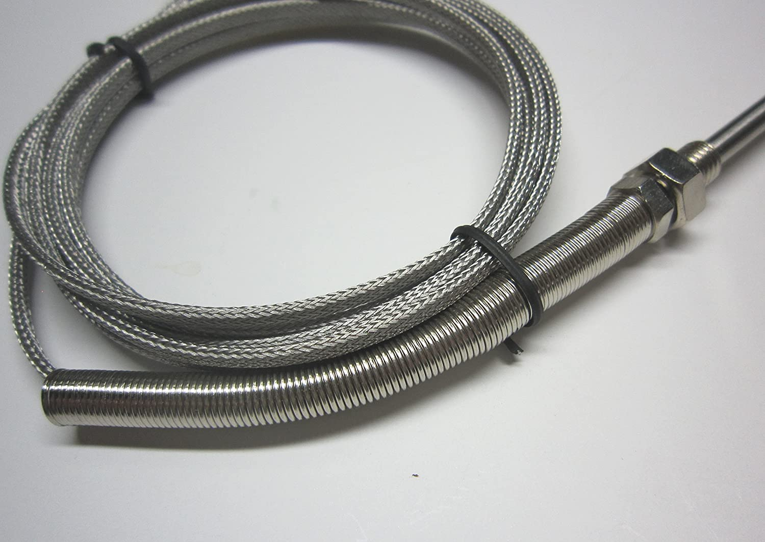 K-type Thermocouple Sensor with High Temperature Stainless Steel ...