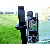Golf Cart Holder/Mount for SkyCaddie, sg5, SGX, SGXw, Touch, Aire Gimme. Slide The Belt Clip Button on The Back of Your…