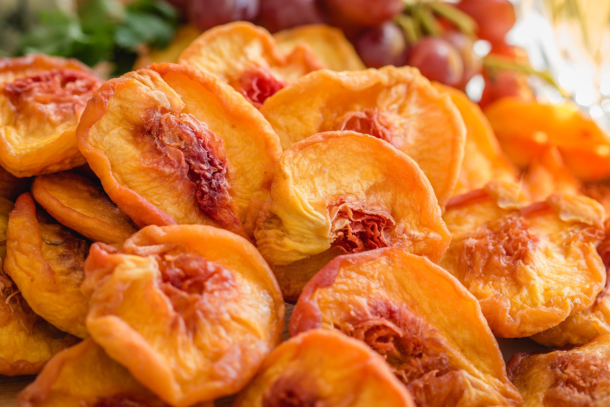 Traina Foods Sun Dried Peaches - 5 lb by Traina