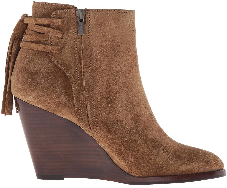 FRYE Women's Cece Tassel Lace Boot B01A9ZI1YC 8.5 B(M) US|Cashew