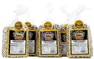 Troyer Popcorn Kernels, Purple, 32 Ounces (Pack of 5)