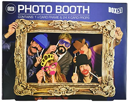 Amazoncom Paladone Box 51 Photo Booth Toys Games