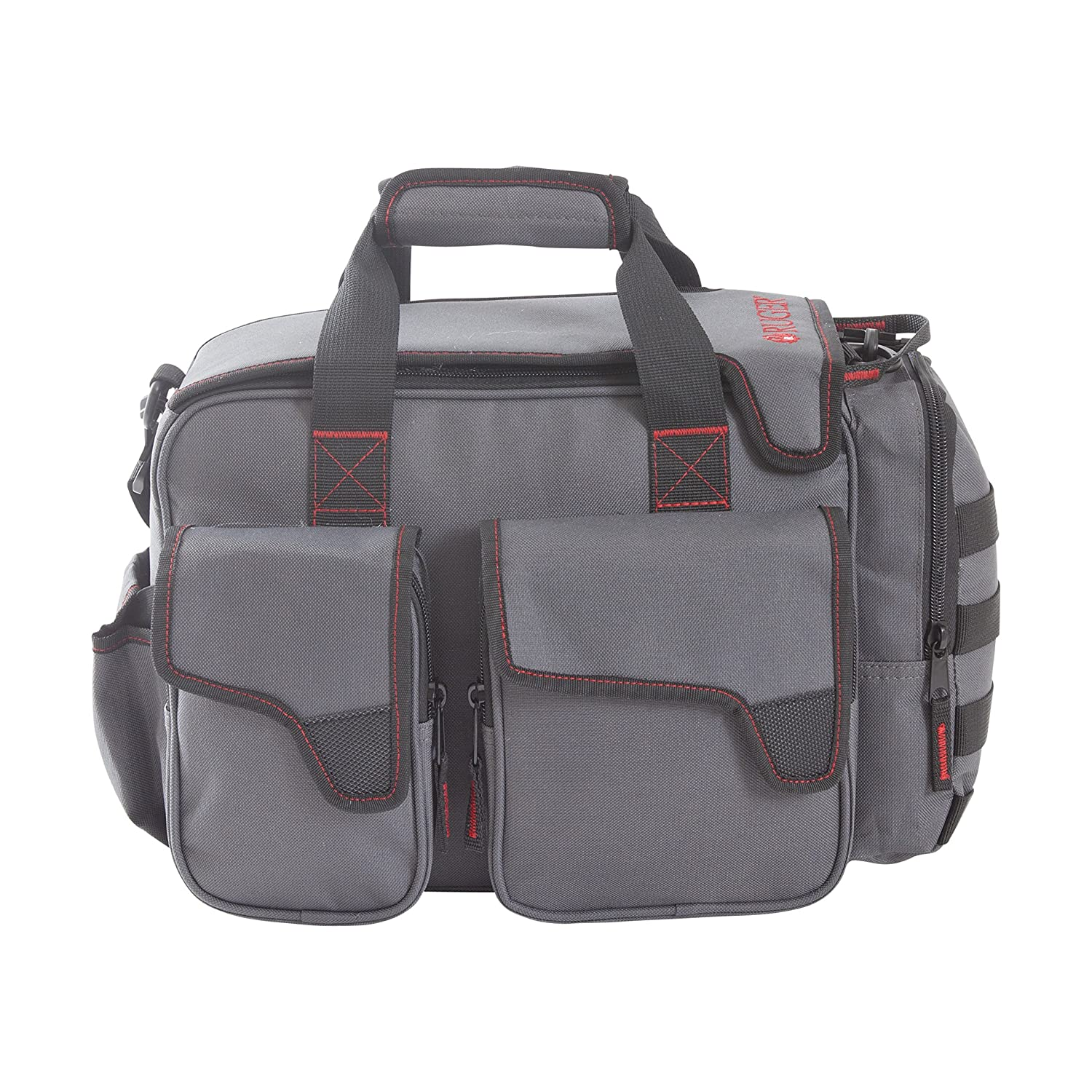 Allen Company 27029 Ruger Southport Compact Range Bag, Gray
