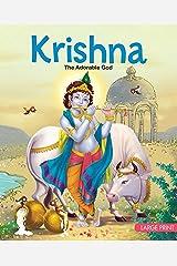 Large Print: Krishna Hardcover