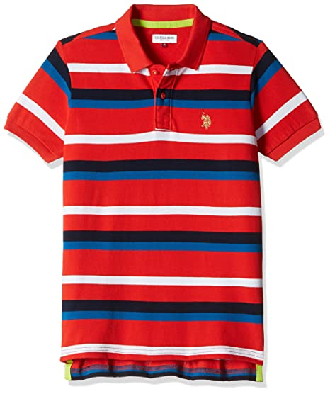 US Polo Assn. Boys Polo Boys' Polos at amazon