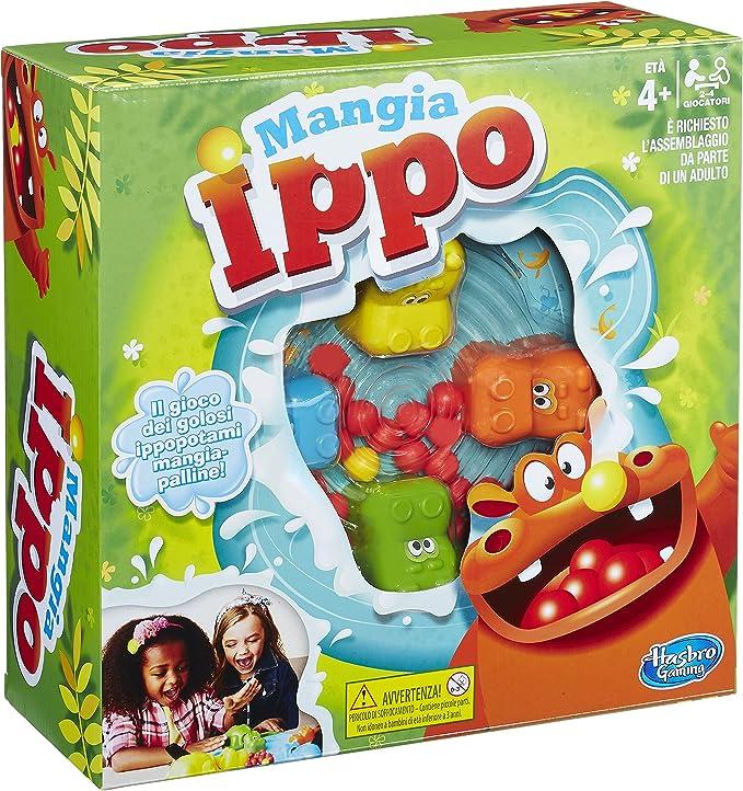 Hasbro Gaming 98936456 - Comida Ippo (Juego en Caja): Amazon.es: Juguetes y juegos