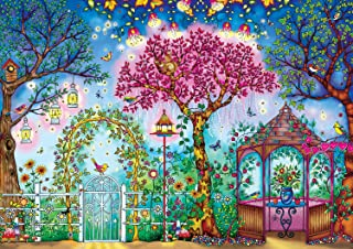 product image for Buffalo Games - Johanna Basford's Secret Garden - Songbird Garden - 500 Piece Jigsaw Puzzle