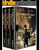 SciFi Cyberpunk Tales Trilogy: The SciFi Dystopian Thriller Suspense Occult Complete Series (Books 1-3)