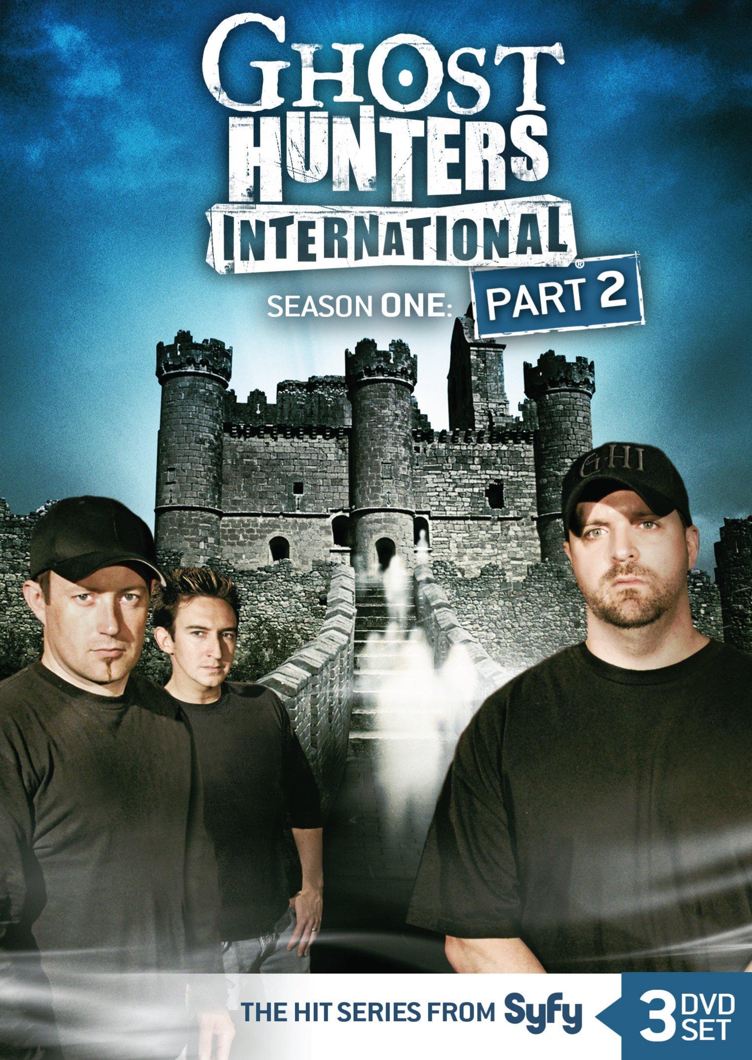 Ghost Hunters International: Season 1 Part 2 by IMAGE ENTERTAINMENT