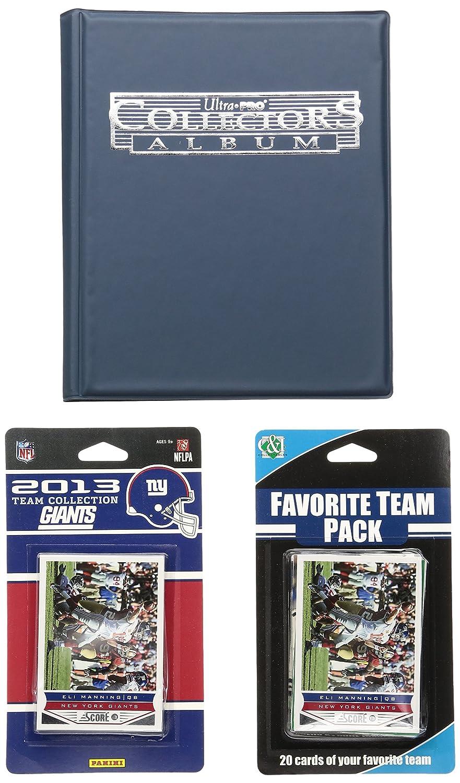 NFLニューヨークジャイアンツLicensed B00DU15OCU 2013年スコアチームセットおよびお気に入りPlayerトレーディングカードパック B00DU15OCU, ナミオカマチ:32117330 --- harrow-unison.org.uk