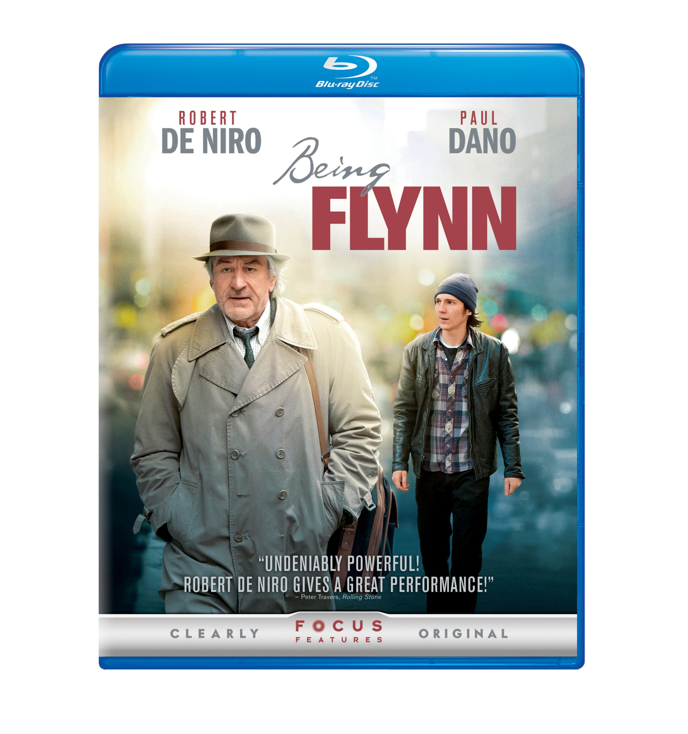 Blu-ray : Being Flynn (Dolby, Widescreen, Subtitled)