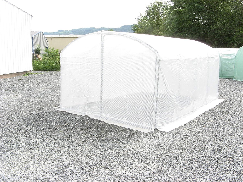 Culture-Greenhouses – Garden Greenhouse – EP 32 mm – 300 x 400 x 195 cm