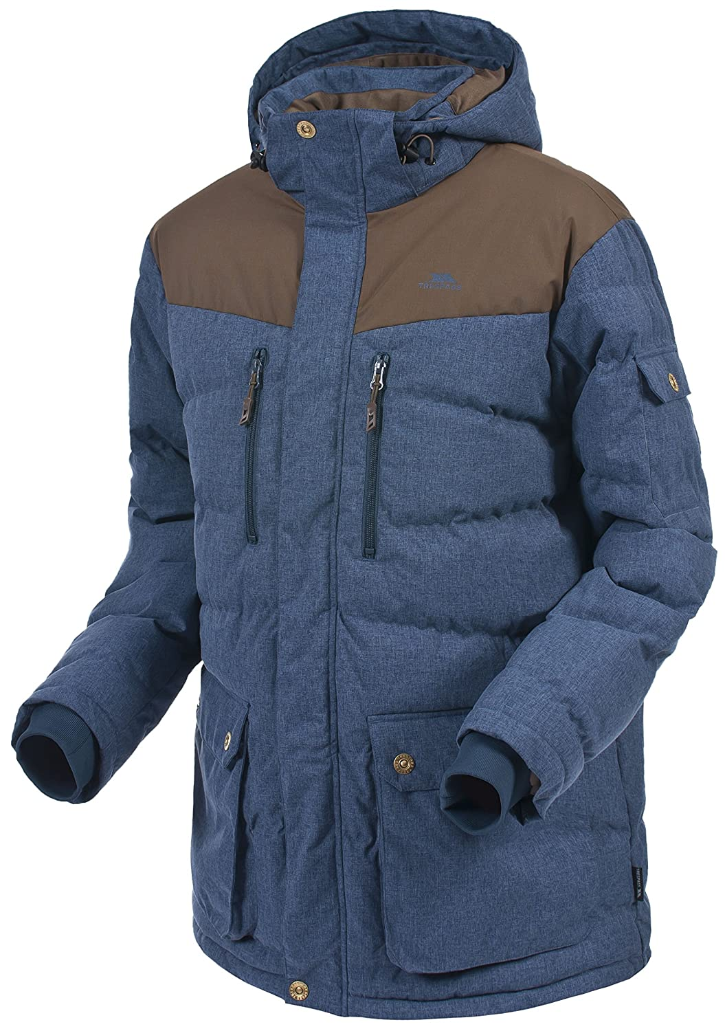 Trespass Herren Bank Insulated Coat