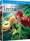 Izetta: The Last Witch: The Complete Series (Blu-ray/DVD Combo)