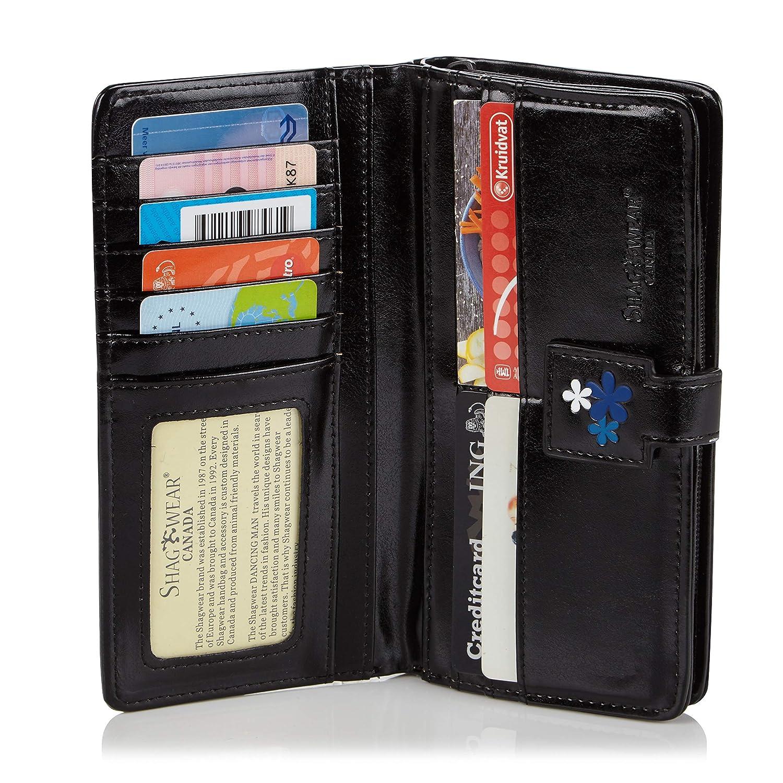 6869ef75c3bb5 Shagwear Portemonnaie Geldbörse für Junge Damen